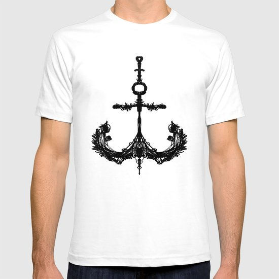 Anchored in the Light... T-shirt