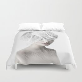Beautiful Angel Duvet Cover