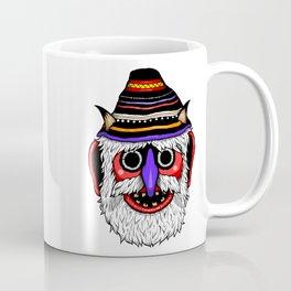 Bucovina Mask / Masca de Bucovina Coffee Mug