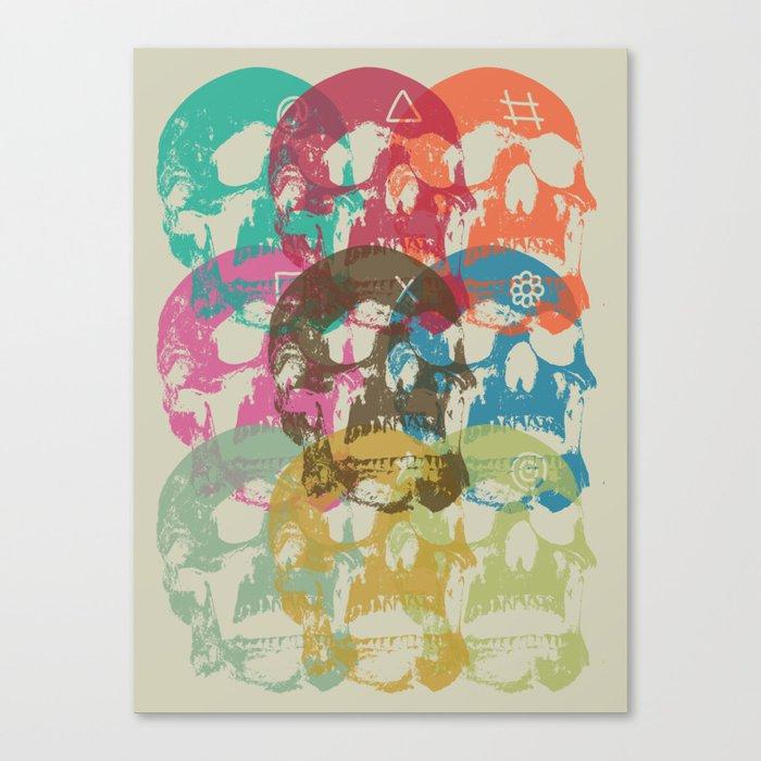 Keeping Us Sane Canvas Print
