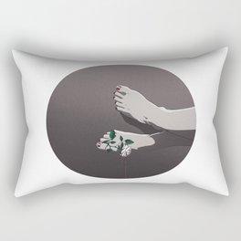 Sensitivity Broken Rectangular Pillow