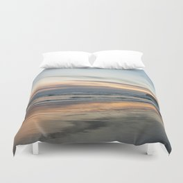 Pacific Glow Duvet Cover