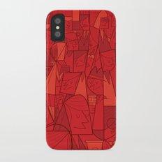 Citystreet iPhone X Slim Case