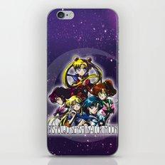Sailor Moon S iPhone & iPod Skin