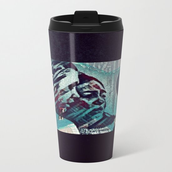 Just Shut It All Down - Eclipse Metal Travel Mug