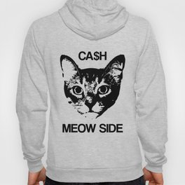 Cash Meow Side Hoody