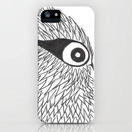 Owl 4 iPhone Case