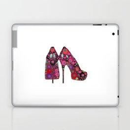 Rock n' Roll Stiletto High-Heels Laptop & iPad Skin