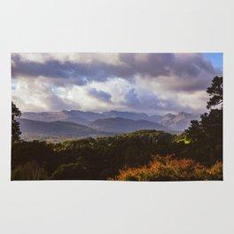 Windermere Hills - Landscape Photography Rug