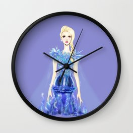 If Elsa went to the Oscars Wall Clock