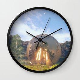 Day 0525 /// Broken Wall Clock