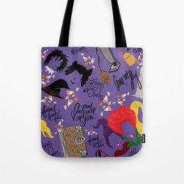 Hocused pocused Tote Bag