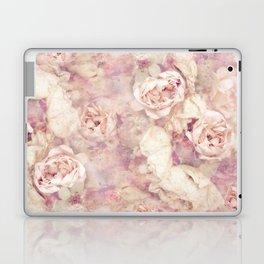 FADED ROSES Laptop & iPad Skin