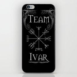 Team Ivar iPhone Skin