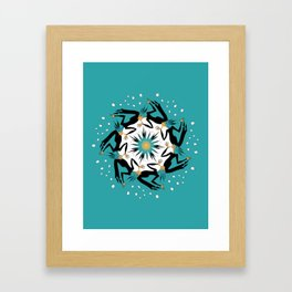 """ Wedding "" Framed Art Print"
