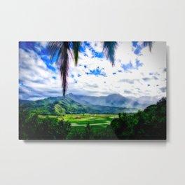 Silent Sage 0011 Kauai Metal Print