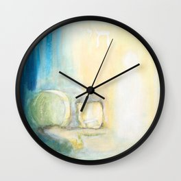 Auferstehung - Joy Of The Resurrection Wall Clock