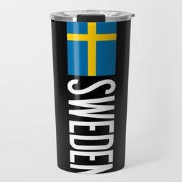 Sweden Travel Mug