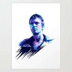 Mel Gibson : BAD ACTORS Art Print