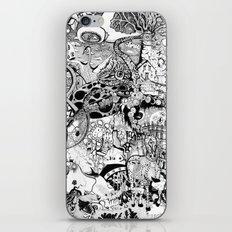 Destroyer iPhone Skin