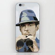 Binoculars iPhone & iPod Skin