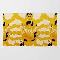 drive Area & Throw Rugs featuring Drive by Albert Blanchet