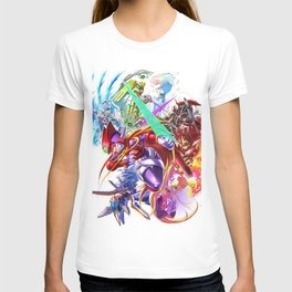 Megaman Element T-shirt