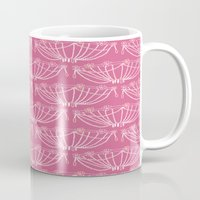 chandelier Mugs featuring Chandelier  by SURFACE HUG