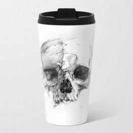 Skull 46 Metal Travel Mug