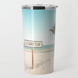 Surfs Up Travel Mug