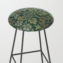 Flower Garden - William Morris Bar Stool