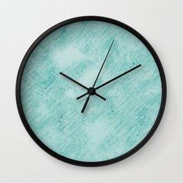 TEXTU#1 Wall Clock