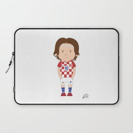 Luka Modrić - Croatia - World Cup 2014 Laptop Sleeve
