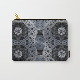 Fractal Art - spaceship drive Carry-All Pouch