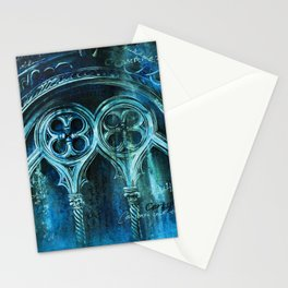 The City Sinks Stationery Cards