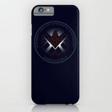 Hidden HYDRA - S.H.I.E.L.D. Logo with Wording Slim Case iPhone 6s