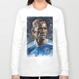 Didier Drogba Long Sleeve T-shirt