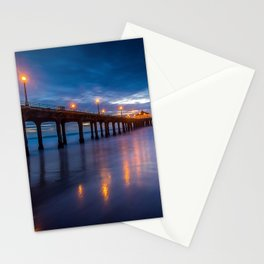 Desktop Wallpapers California USA Sea Nature Pier  Stationery Cards