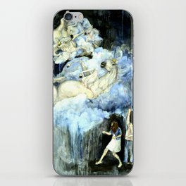 Strained Happenstance iPhone Skin