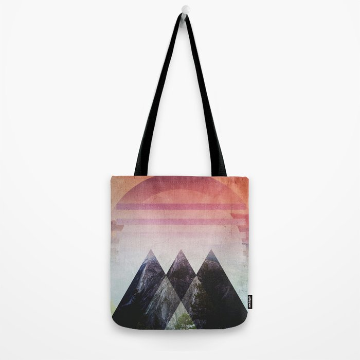 Fractions B00 Tote Bag