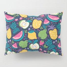 Hello Fruity Pillow Sham