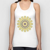 morocco Tank Tops featuring Morocco pattern 6 by Ivan Kolev