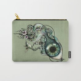 Flowing Creativity Carry-All Pouch