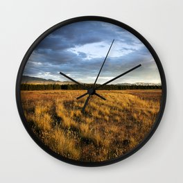 complementary nature Wall Clock