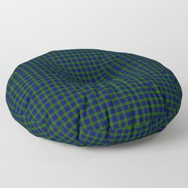 Murray Tartan Floor Pillow