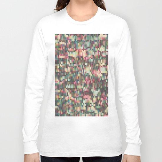 Pixelmania V Long Sleeve T-shirt