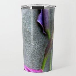 Colorful Callas Travel Mug