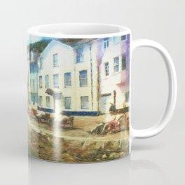 Bayards Cove, Dartmouth,  Devon Coffee Mug