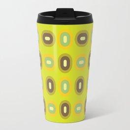 Mid Century Modern Pattern 3 Travel Mug