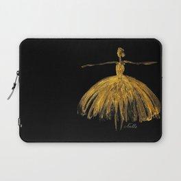 Shadow Dancer Laptop Sleeve